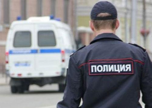 Полицейский со спицы